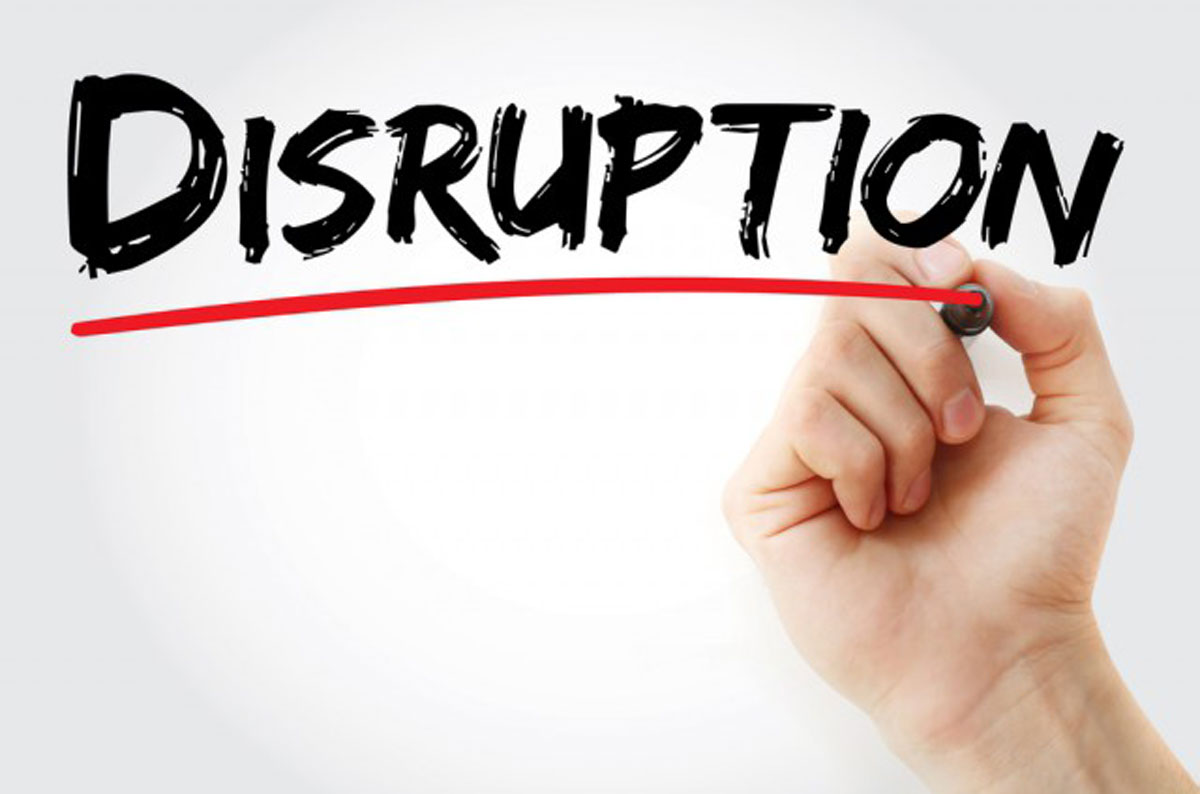 4 Things that hinder technology disruption