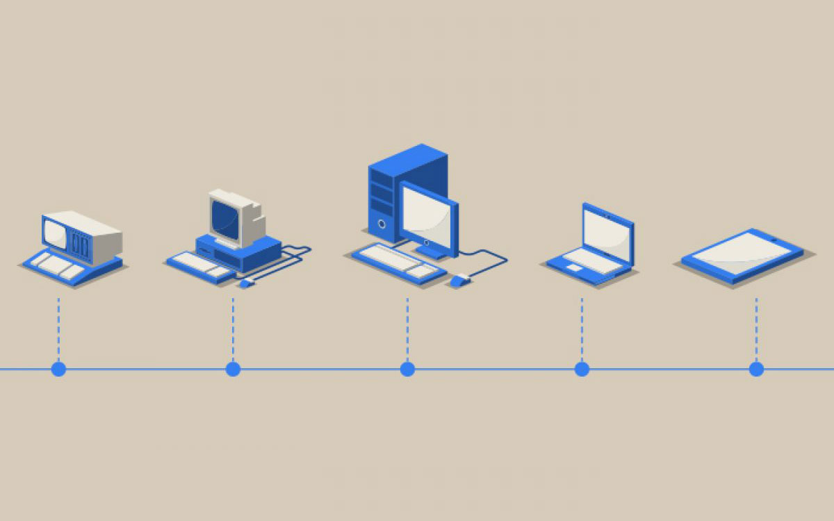 The Evolution of Web Design From The 90s