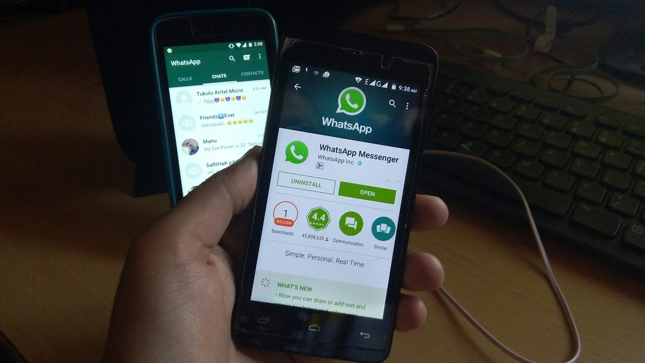 How to Protect yourself from this simple WhatsApp hack